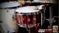 Sugar Percussion Stave-Shell Snare Drum